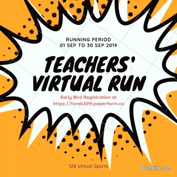 Picture of Teachers' Virtual Run