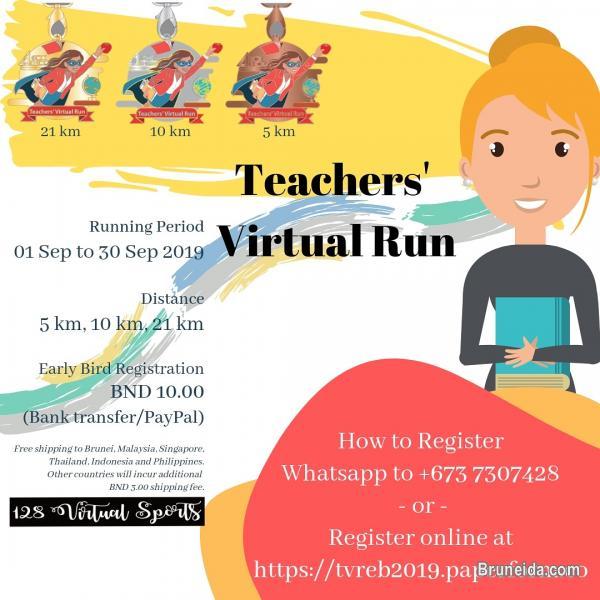 Teachers` Virtual Run
