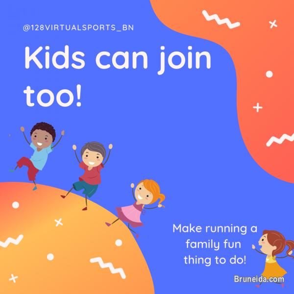 Teachers` Virtual Run in Brunei Muara