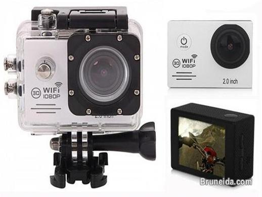 Pictures of WiFi Action Camera 1080P action cam