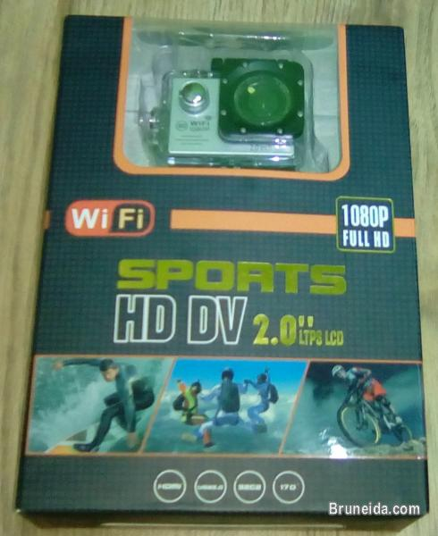 WiFi Action Camera 1080P action cam