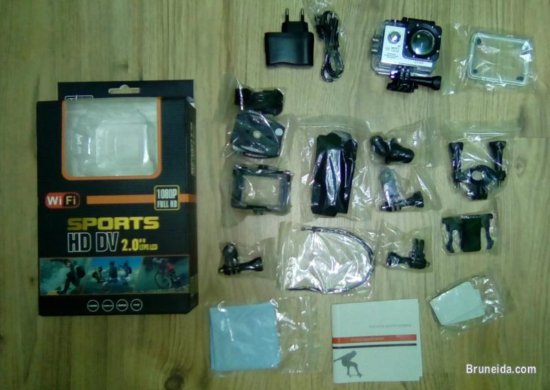 WiFi Action Camera 1080P action cam in Belait