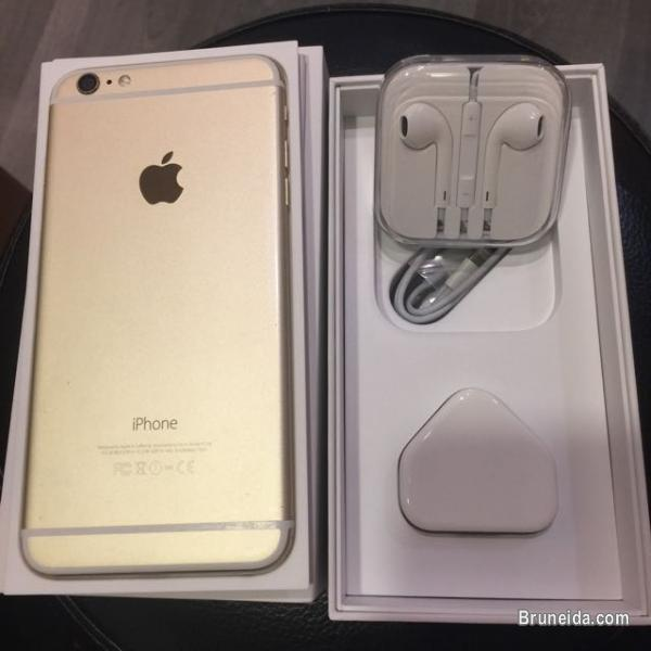 Pictures of IPhone 6 Plus 128GB GOLD