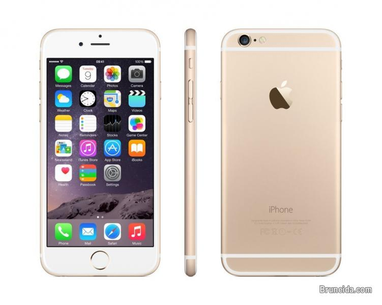 Picture of IPhone 6 Gold  128GB