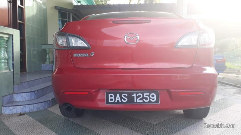 MAZDA3, NO DEPOSIT, CONTINUE AT-TAMWIL $270/mth (3 YEARS LEFT) in Brunei Muara