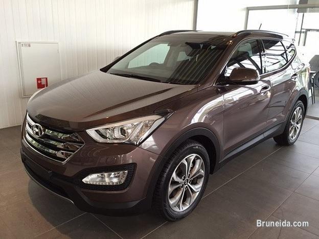 Picture of Hyundai Santa Fe Auto Diesel For Sale ( Brunei )