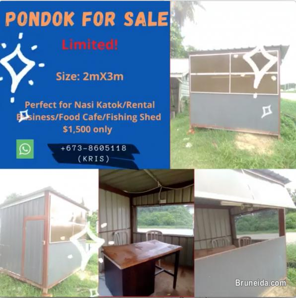 Picture of Nasi Katok Shed for Sale!