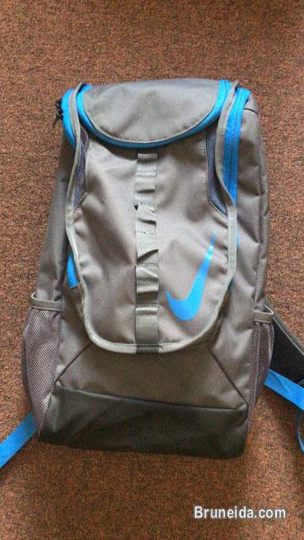 Picture of Nike football bagpack