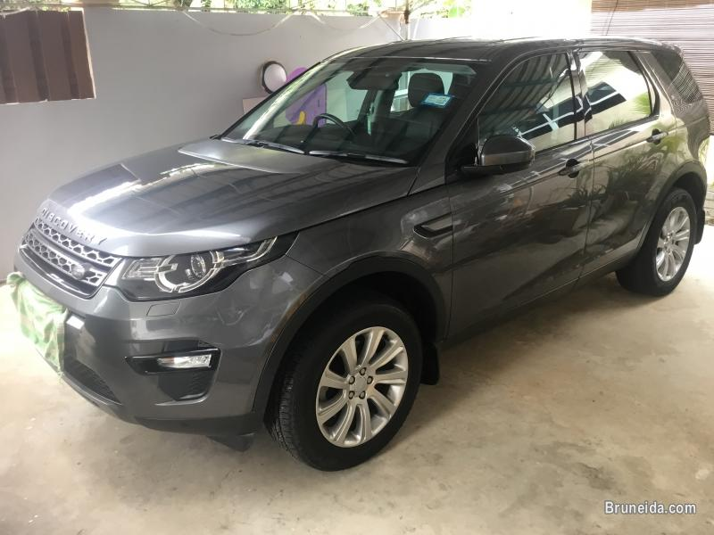 Picture of Land rover discovery sport
