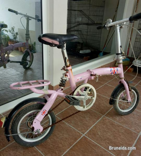 Picture of Folding bike for sale (used $60)