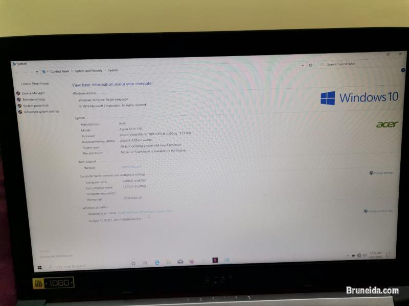 Acer Aspire A515-51G ($500 FIXED)