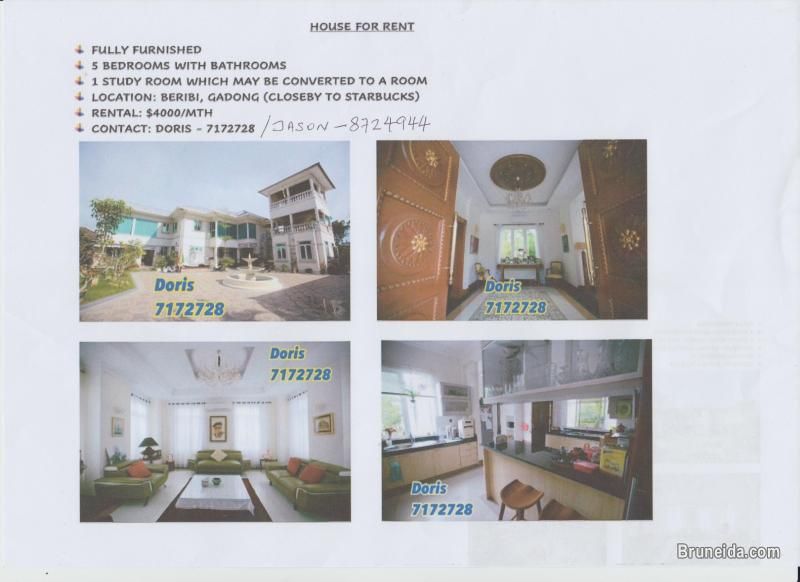 Picture of Well maintained 3 storey Detached house for Rent