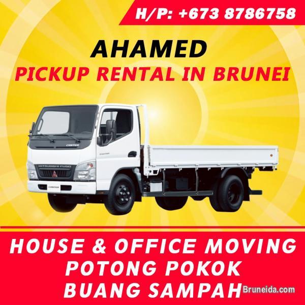 Pickup service