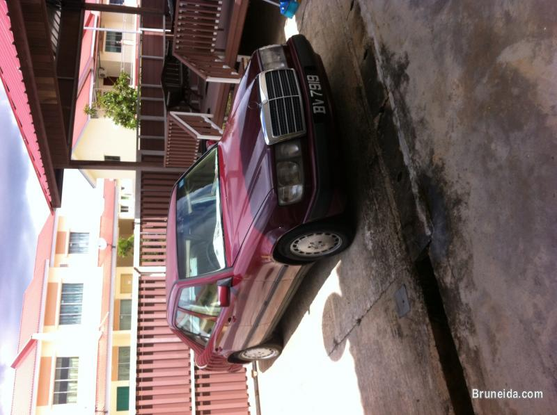 Picture of Car For Sale. Mercedes Benz 260E W124