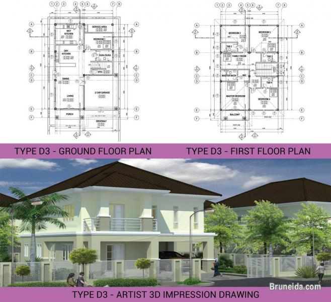 Jerudong 38 Units Residential House For Sale! in Brunei