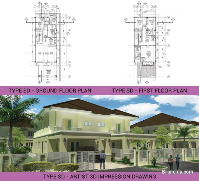 Picture of Jerudong 38 Units Residential House For Sale! in Brunei Muara
