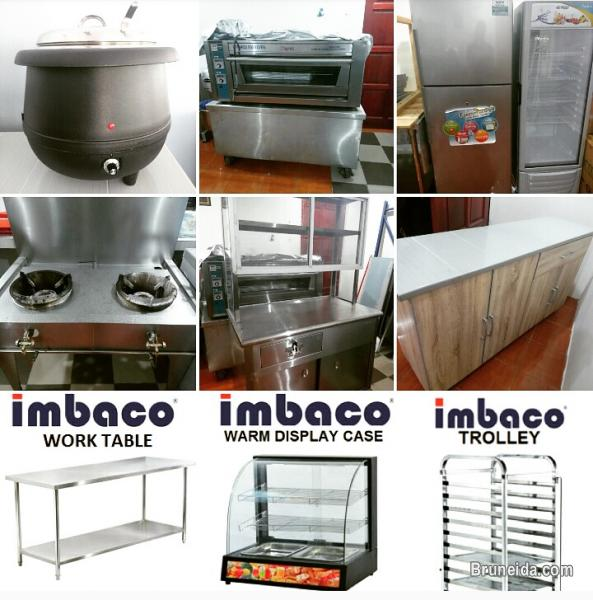 Used Industrial Kitchen Items For Sale