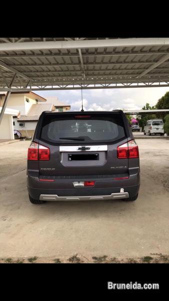 Chevrolet Orlando 2012 in Brunei Muara