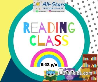 Picture of Reading class