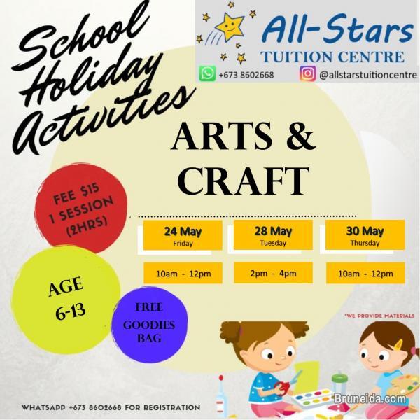 School Holiday Activities in Brunei Muara
