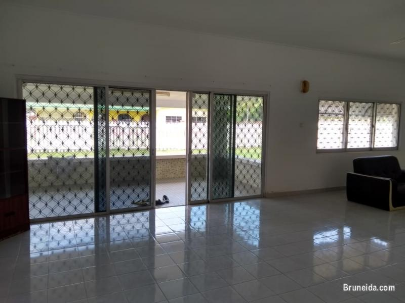 Bungalow with big garden for rent