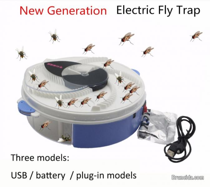 USB type catch flies
