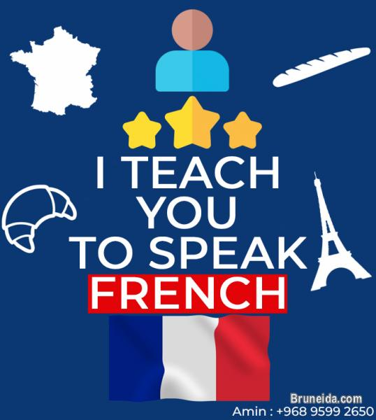 Picture of French Tutor: Learn French in Brunei with a Native French Speaker