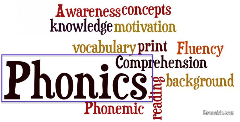 Picture of Reading tutor based on Phonics