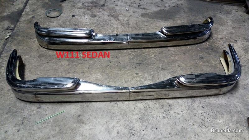 Picture of Mercedes Benz W111 Sedan Bumper