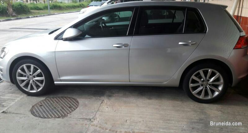 Picture of VOLKSWAGEN GOLF A7 MODEL 2014