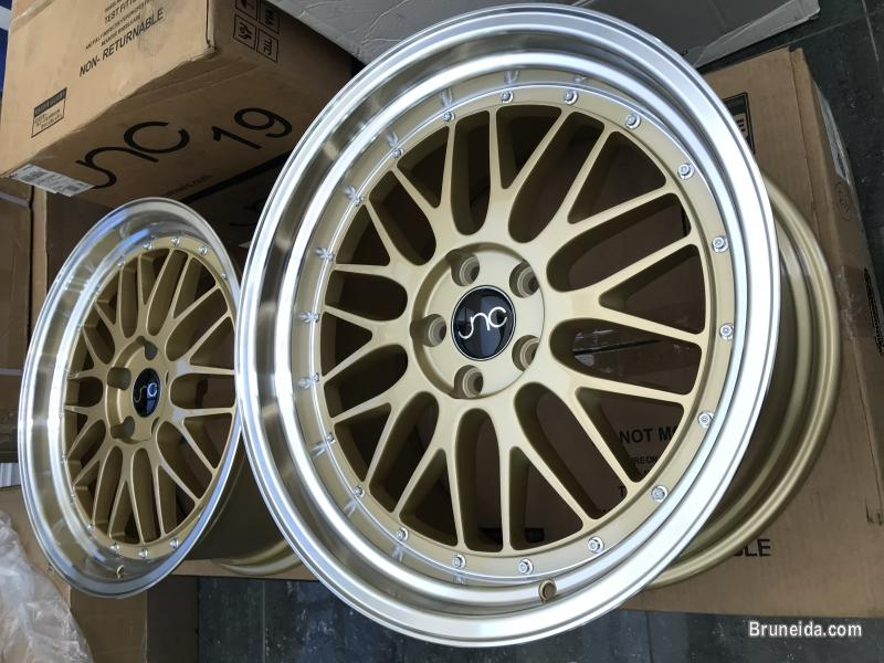 Picture of New wheels for BMW for sell. See details