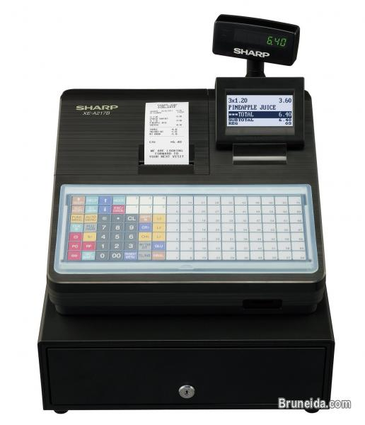 CASH REGISTER MACHINES in Brunei