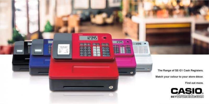 Picture of Cash Register Machines