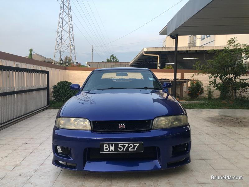 Picture of NISSAN R33 GTST (4 door)