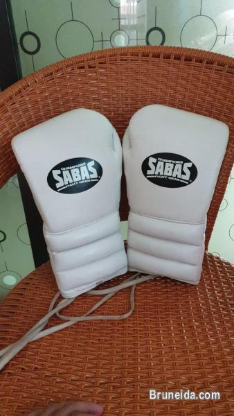 Picture of Original Sabas Boxing Gloves for Sale