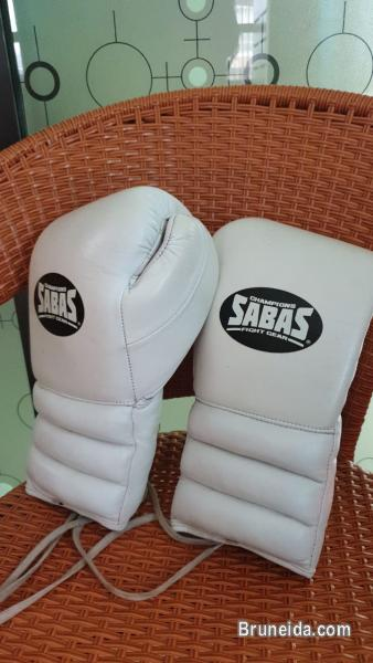 Original Sabas Boxing Gloves for Sale
