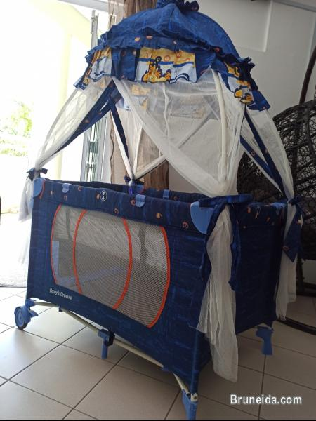 Katil baby used in Brunei