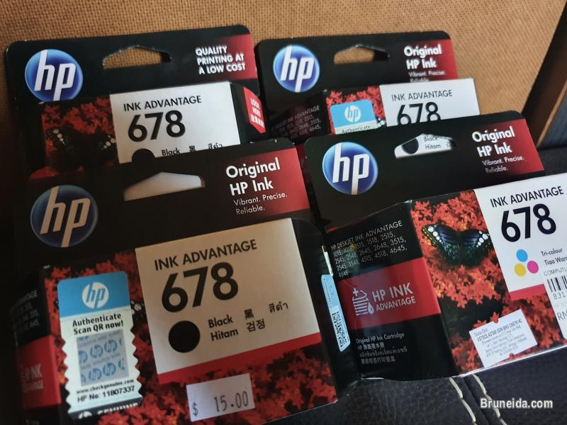Picture of HP ink catridge