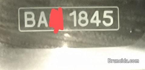 Picture of Cheap License Plate for Sell