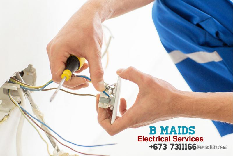 AIRCON & ELECTRICAL SERVICES