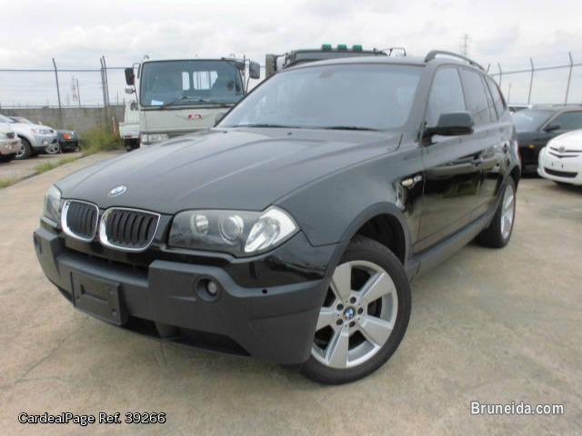 Picture of 2005 BMW X3 SERIES for sale
