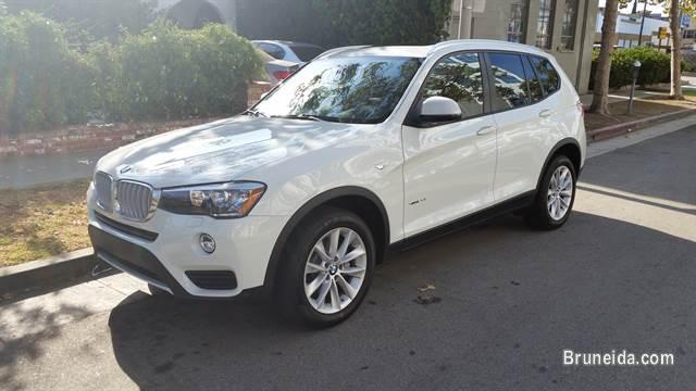 2015 BMW X3 xDrive28i Sport Utility