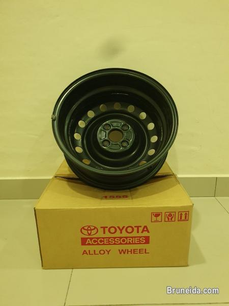 Picture of Toyota Vios 2006 (Brand New Rim for Sale) - $150