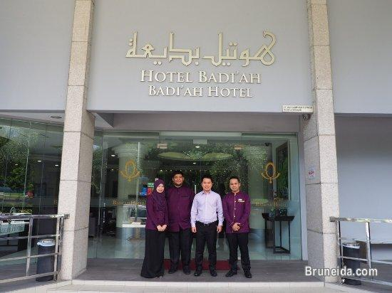 Picture of Job Vacancy - Hotel Reception
