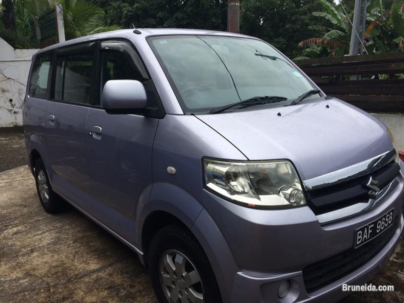 Suzuki apv 8 seats, low mileage 65k, $8800 in Brunei Muara