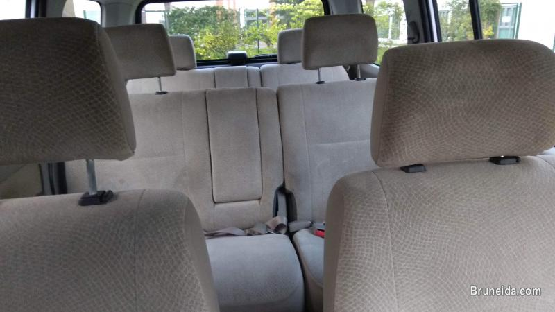 Suzuki apv 8 seats, low mileage 65k, $8800 in Brunei