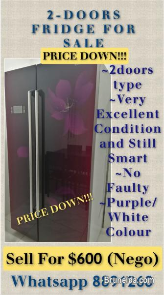 Pictures of BIG FRIDGE FOR SALE