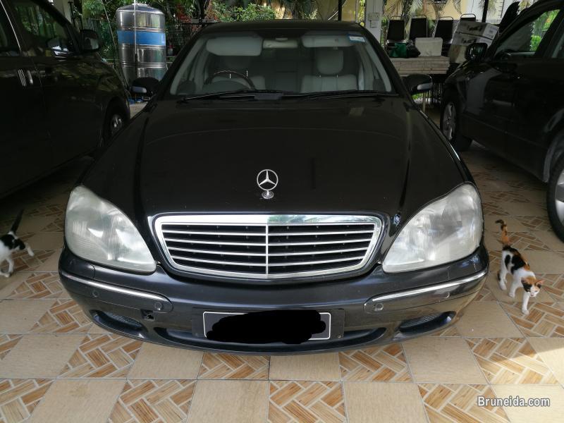Merc Benz S320 year 2000 for sale $11000 o. n. o.