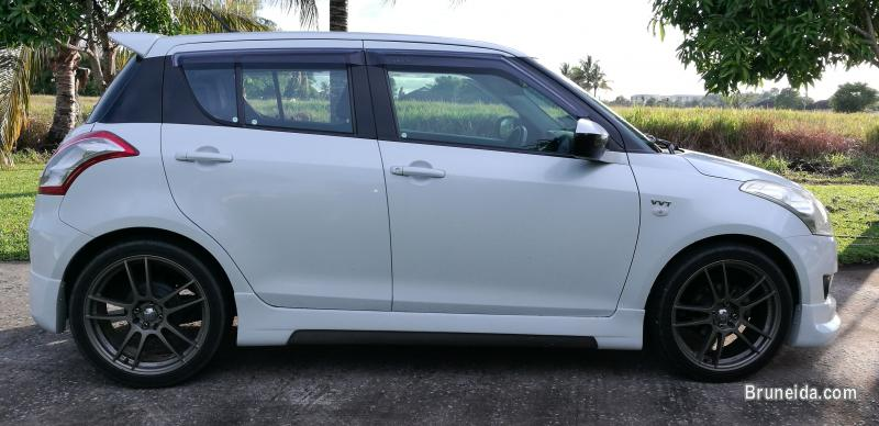 Picture of Suzuki Swift 2013 for sale BND$10k