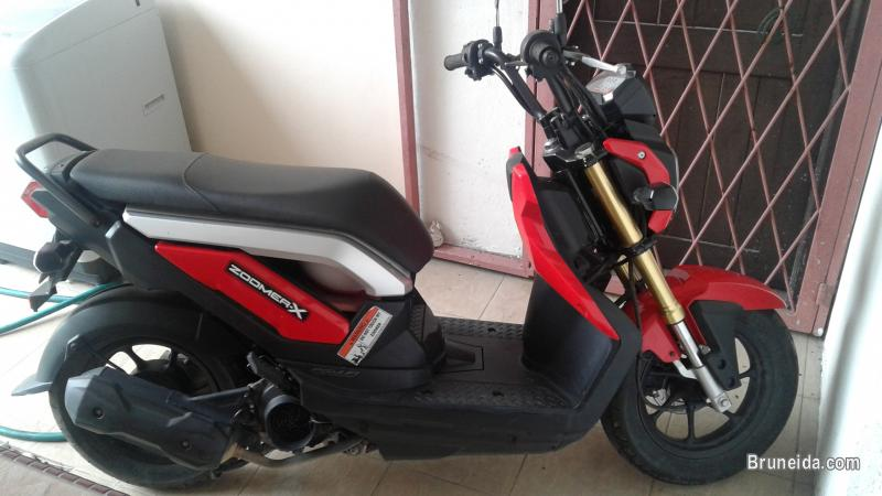 Pictures of Honda Zoomer X Scooter